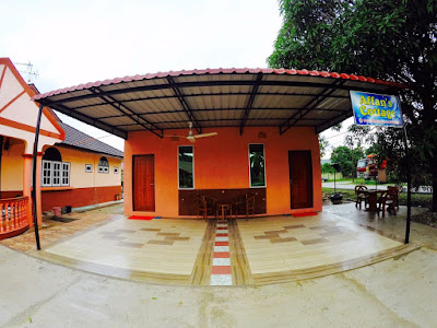 Affan Cottage homestay murah selesa di Kemaman Terengganu