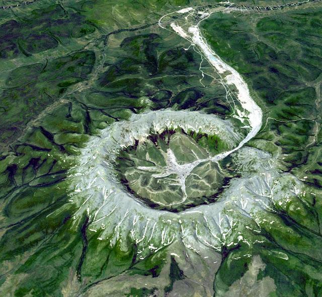 Imagen digital de la NASA