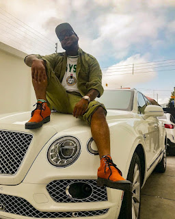 Lagos NYSC Camp Turns Rowdy As Davido Resumes For Service