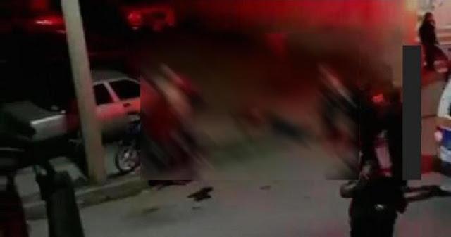 Surge nuevo vídeo de la ejecucion de 8 personas en palenque clandestino de Guanajuato