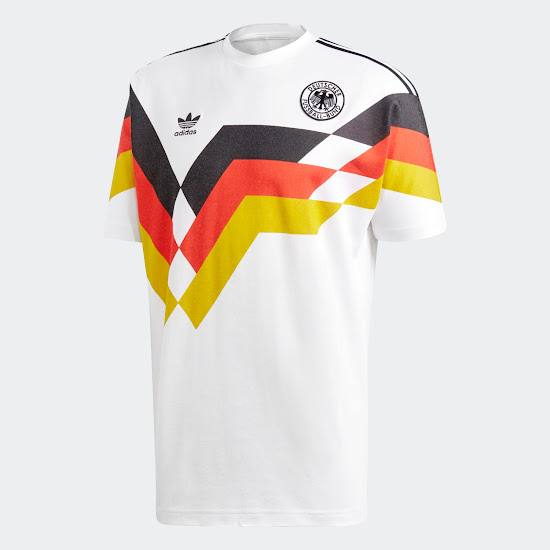 e62ccaaef Adidas  brand new Germany World Cup shirt is a classy reproduction ...