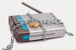 Router password - Consoleinfo