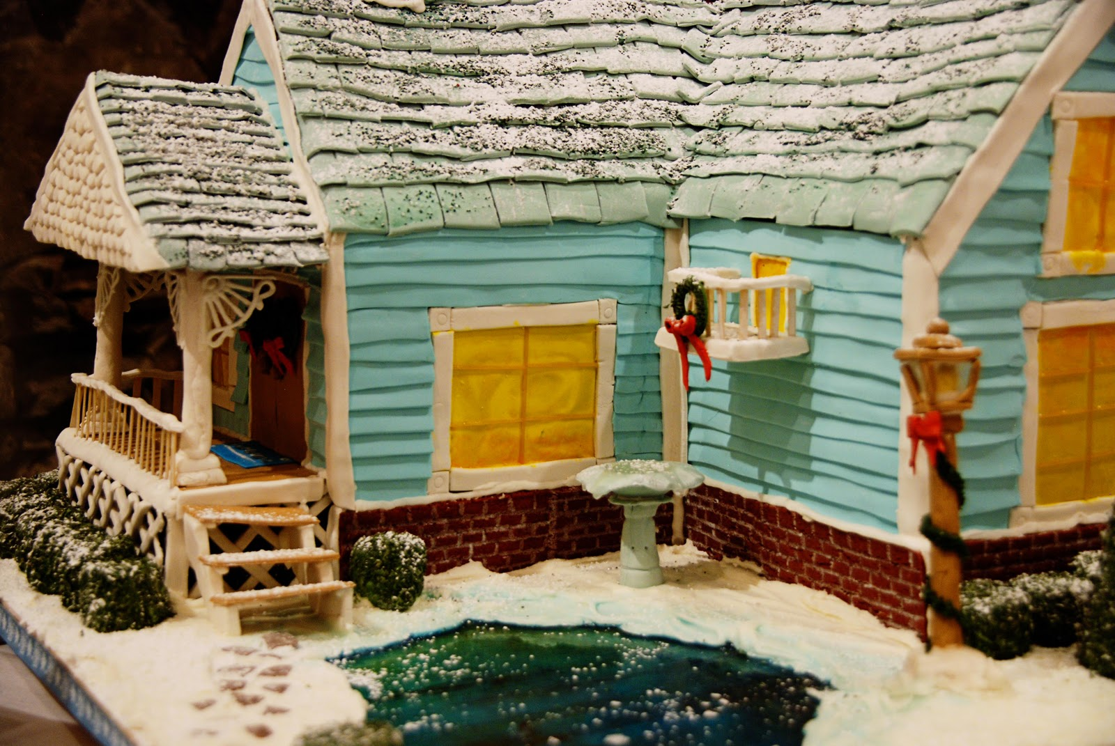 Simple Girl Gingerbread Inspiration