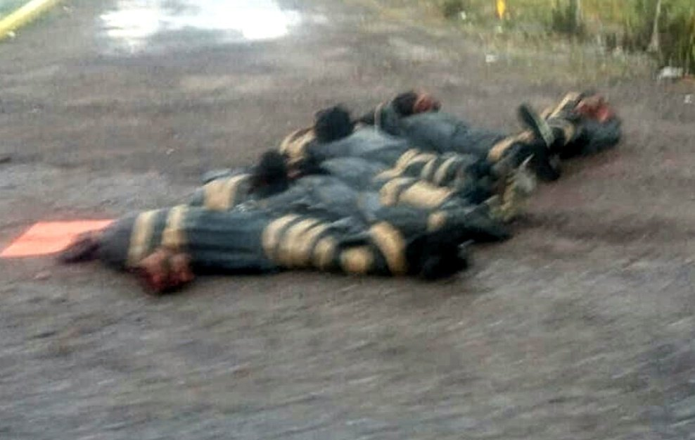 Vídeo, Nuevo Cartel de Juarez decapita y descuartiza a 6 en Creel Chihuahua