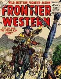 Read Frontier Western comic online