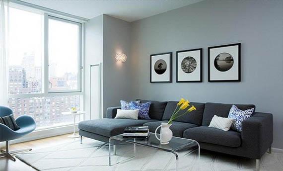 24 Warna Cat Ruang Tamu Minimalis Terbaik Dan Tips Memilihnya