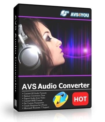 AVS AUDIO CONVERTER তাও আবার PORTABLE