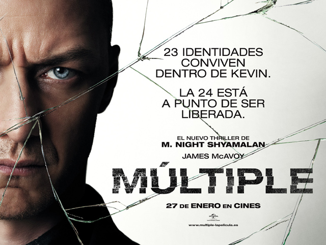 """Múltiple"": múltiples múltiples (VIDEO)"