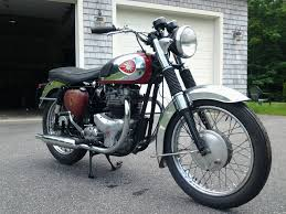 BSA Road Rocket 650 Tail Look