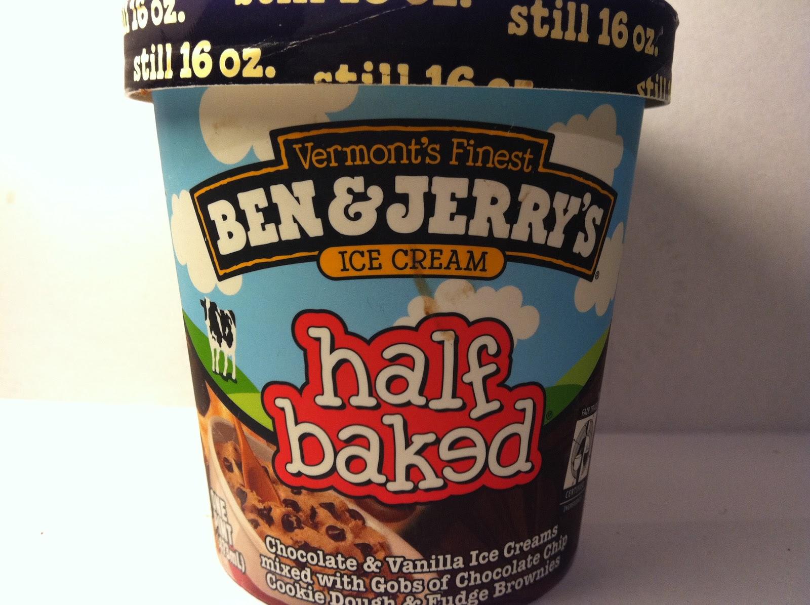 Ben JerryS Half Baked