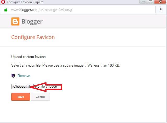 Blogger Favicon Change Aur Add Kaise Karte Hain Puri Jankari