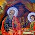 Την σωστή ερμηνεία των επτά κεφαλών του θηρίου μας την δίνει ο Ιερός Ευαγγελιστής στο δέκατο έβδομο κεφάλαιο της Αποκαλύψεως!!!Μοναχού Μάξιμου Γαβριήλ Αγιορείτου΄