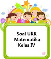 Soal UKK Matematika Kelas 4 dan Kunci Jawaban