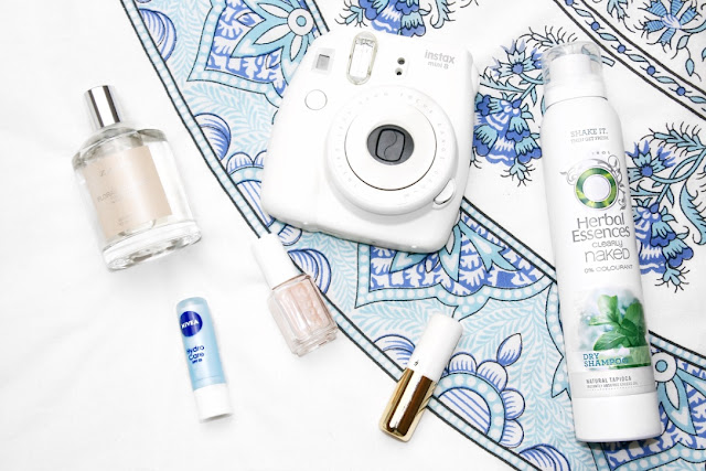 Katherine Penney Chic Blogger Beauty Monthly Favourites Pretty White Pastel February