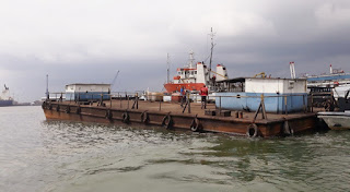 NAVY APPREHENDS SUPPOSED SMUGGLERS, SEIZES 1.75M LITRES OF TAINTED DIESEL