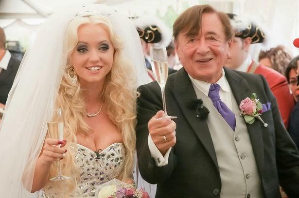 Billionaire Richard Lugner, 81, Marries 24-Year-Old