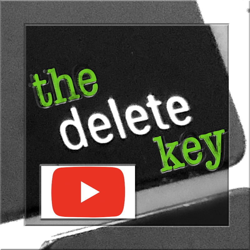 The Delete Key on YouTube