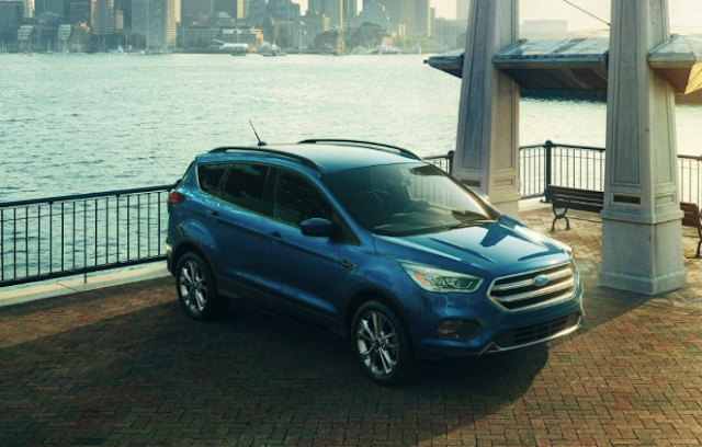 2017 Ford Escape Reviews and Rating Review
