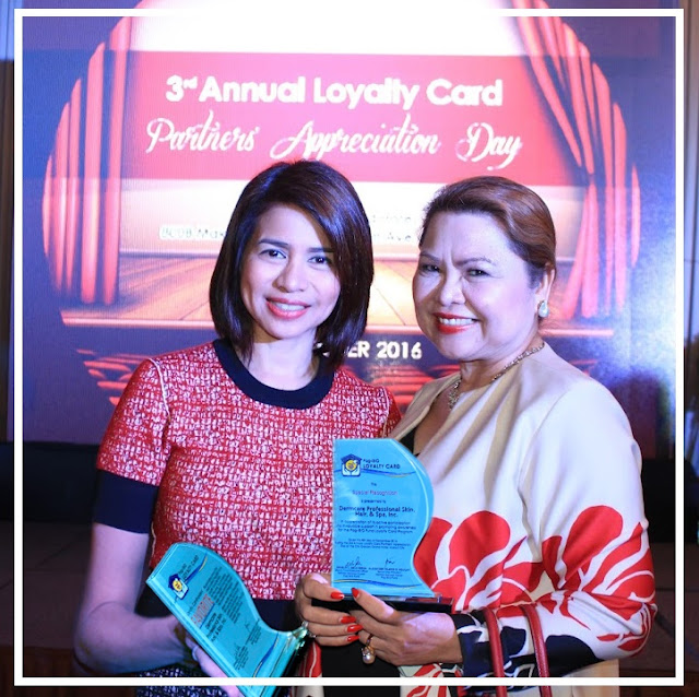 Pag-IBIG Recognizes Dermcare's contribution to the community