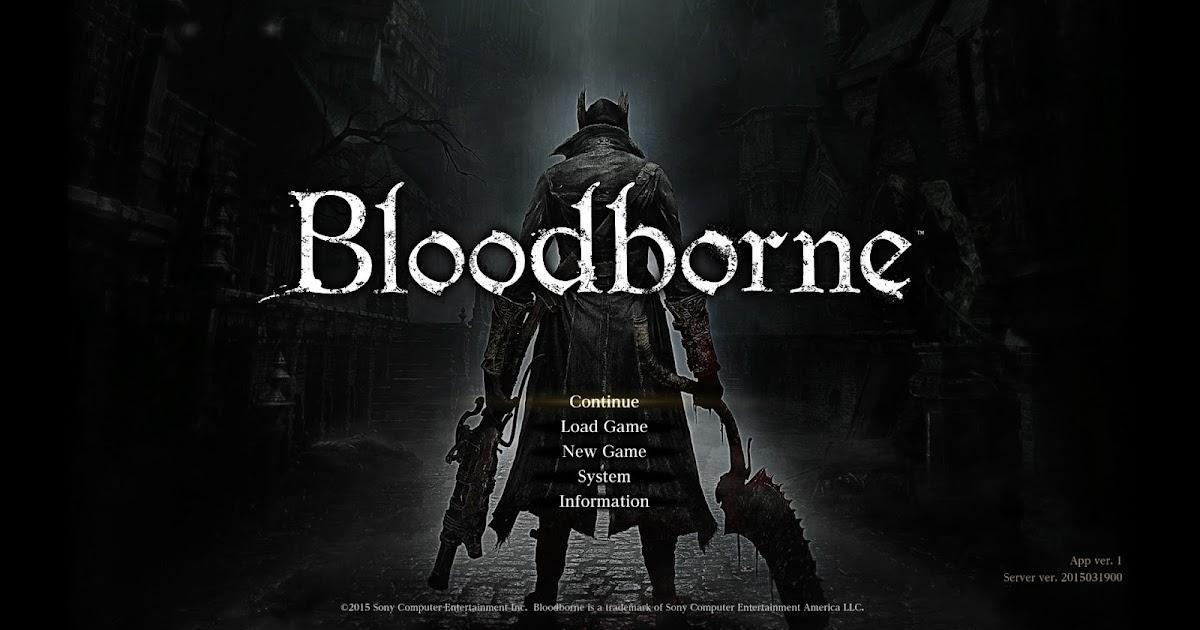 bloodborne nu funcționează