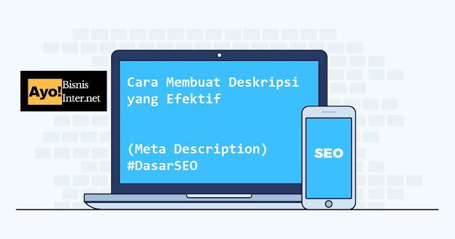 cara menulis meta description seo