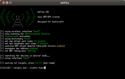 How To Install Wifite Wireless Crack On Ubuntu Linux - Sekejung com