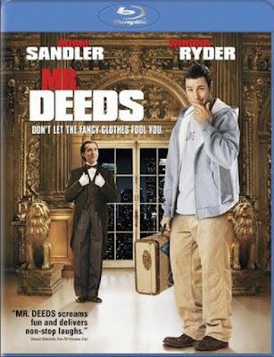 Mr. Deeds 2002 Hindi Daul Audio 720p BRRip 500Mb HEVC x265