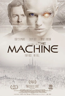 Download – The Machine – BRRip ( 2014 )