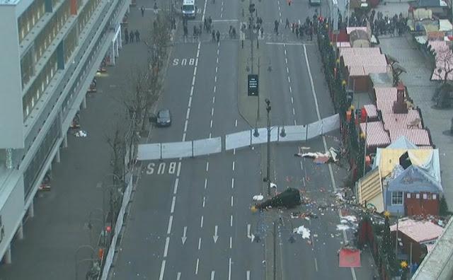 """Se eleva la cifra de muertos en """"atentado"""" de Berlín"""