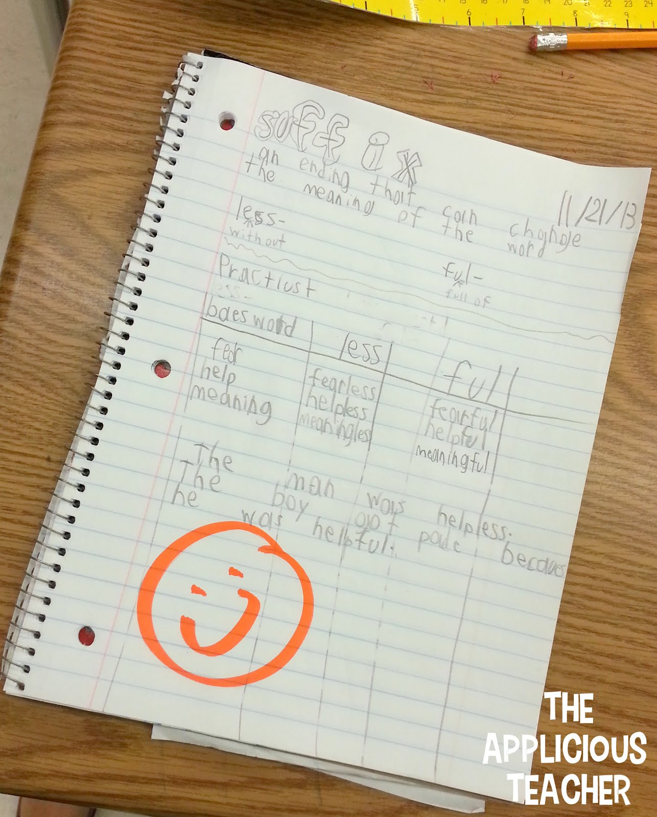 hight resolution of Reading Response Journals: Helping students better engage with Text