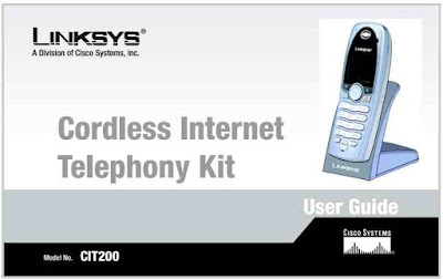 Linksys CIT200 User Manual