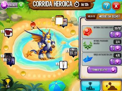 Corrida Heroica 13 - Verão - Informações