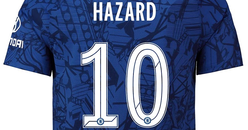 New Chelsea 19 20 Cup Font Revealed Footy Headlines