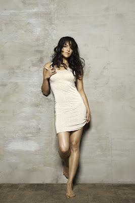 Michelle Rodriguez Sebagai Letty rambut kriting