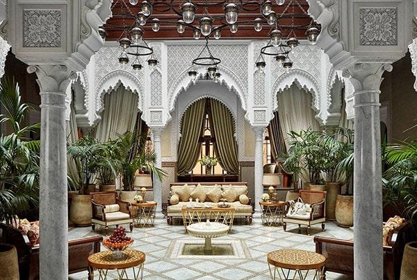 Роскошные апартаменты Hotel Mansour