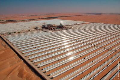 paneles solares proyecto de desarrollo sustentable