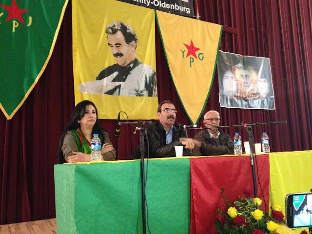 Güney Rojava Kürdistan Konfederalizm