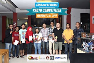 Pemenang Lomba Fotografi Food and Baverage SECRESO