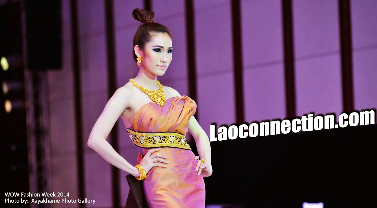 WOW Fashion Week 2014 Vientiane - Photo by: Xayakhame Photo Gallery