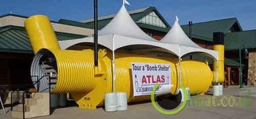 Atlas Survival Shelter