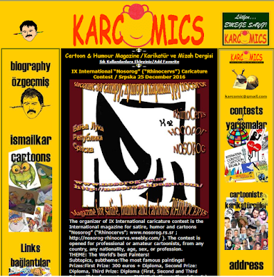 KARCOMİCS MAGAZİNE