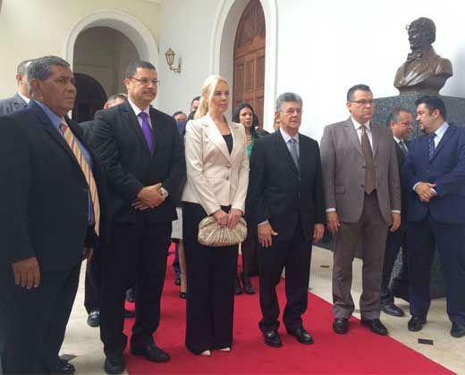 Histórico: Maduro se ausenta en actos del 5 de Julio de la Asamblea Nacional