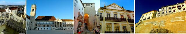 Atrações gratuitas em Coimbra, Portugal