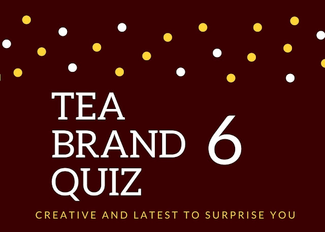 tea brands quiz