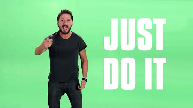 just do it bro