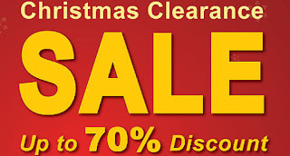 Luxury Concepts Christmas Clearance Sale 2016