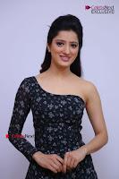 Telugu Actress Richa Panai Stills in One Shoulder Floral Long Dress at Rakshaka Bhatudu Movie Interview  0066.JPG