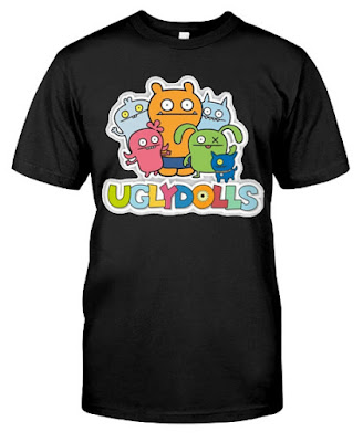 Uglydolls T Shirt Hoodie sweatshirt Tank Tops