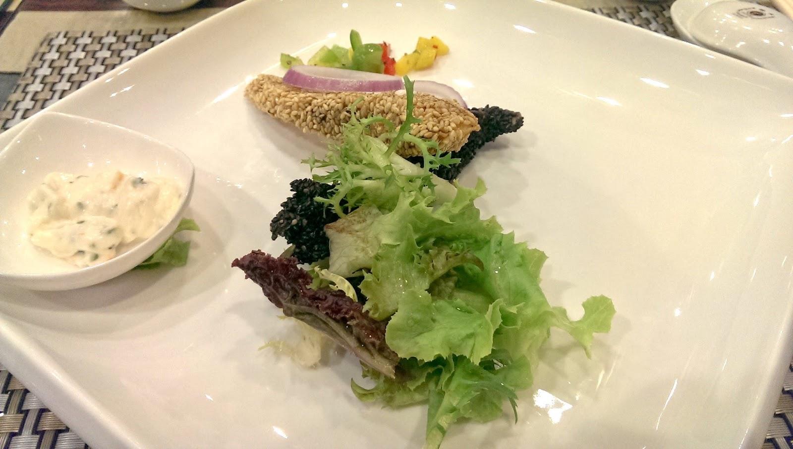 2015 07 13%2B20.06.36 - [食記] 二階堂懷石料理 - 令人不知所措的老日式料理