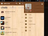 Download Bbm Mod WP Wood v3.0.1.25 Apk Terbaru Gratis